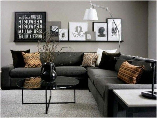 Pin On Brown Living Room Themes #small #bachelor #pad #living #room #ideas