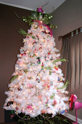 Flamingo Christmas Tree Decorations Uk : Best decorated christmas trees altogether