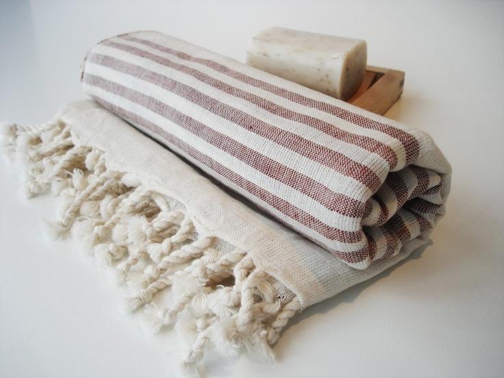 Turkish BATH Towel Peshtemal LINEN by bathstyle on EtsyPeshtemal Linens, Triib Kits, Towels Peshtemal, Bath Towels, Turkish Bath, Bathroom Windows