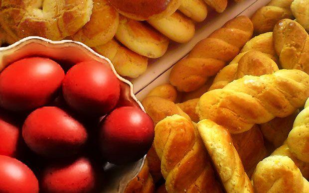 Πασχαλινά+κουλουράκια+με+άρωμα+πορτοκαλιού