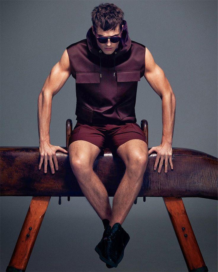Sportswear Inspired Menswear