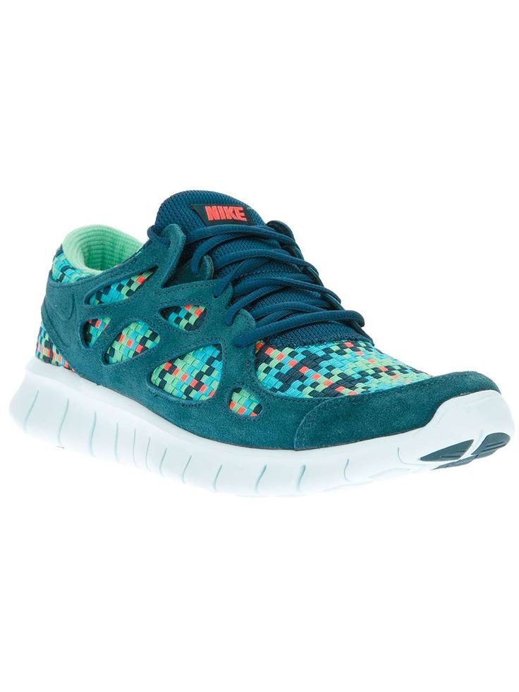 Nike 'Free Run 2 Woven' trainer MY FAVE RUNNING/TRAINING SHOES!