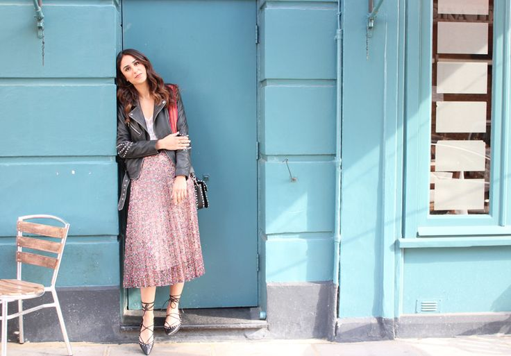 Soraya Bakhtiar Street Style with Missoma Jewellery by Kate Woods Photography