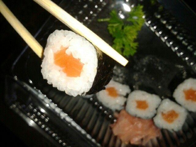 #sushi#yummy^^