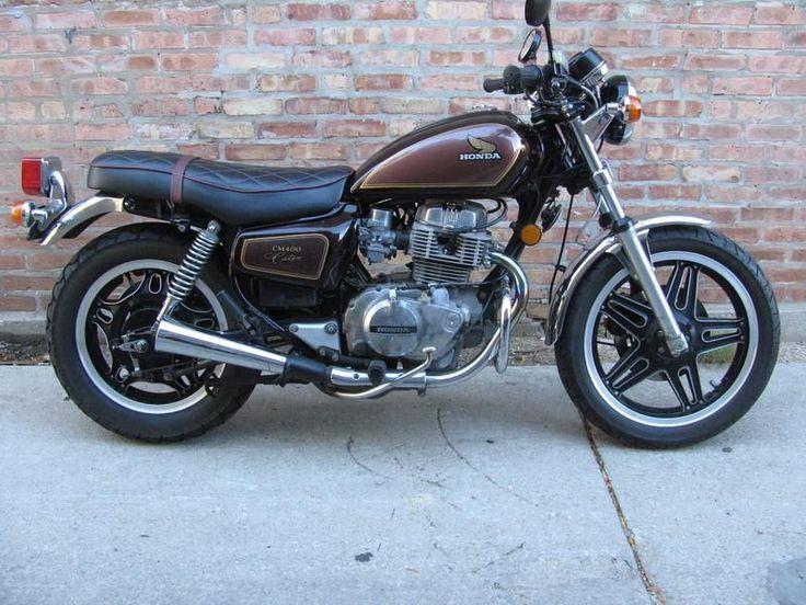 1981 Honda Cm400 Custom Standard Us 1 500 00 Image 1 Old Honda Motorcycles Vintage Honda Motorcycles Ducati Monster Custom