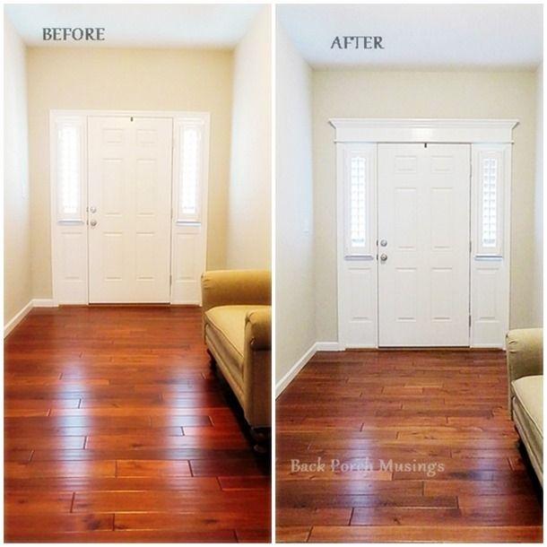 best 25 front door trims ideas on pinterest. Black Bedroom Furniture Sets. Home Design Ideas