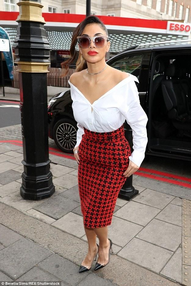 Nicole Scherzinger London December 7 2016