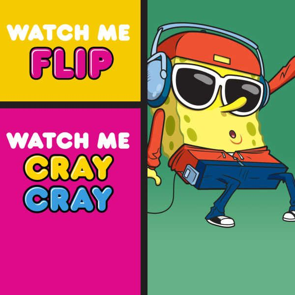 "SpongeBob SquarePants: ""Watch Me, Watch Me!"""