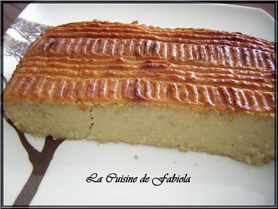 recette GATEAU PATATE (Appéllation en créole du gâteau de patates douces)