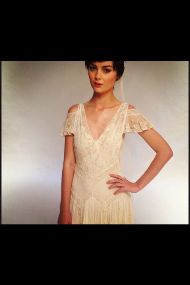 Lace wedding dress detail from the stone cold fox for Lace wedding dress instagram