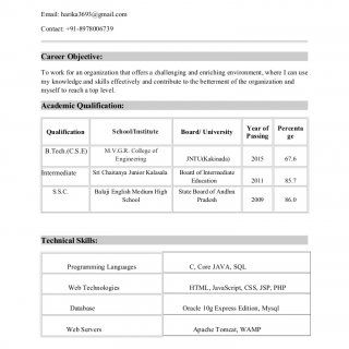 V. Harika Email: harika3693@gmail.com Contact: +91-8978006739 Career Objective: To work for an organization that offers a challenging and enriching environm. http://slidehot.com/resources/harika-resume.54727/