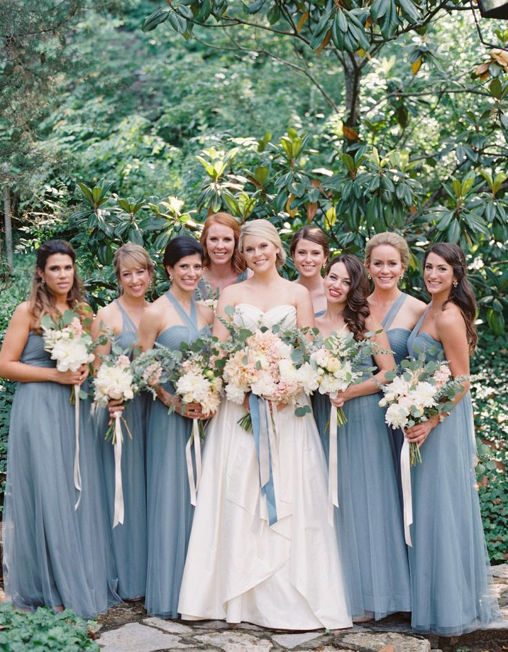 Classic Spring Wedding At Cheekwood Botanical Garden