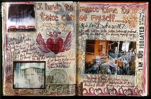 Art Journal | Traci Bunkers
