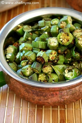 Okra Curry   Vendakka curry   Definitely want to try this recipe, will need to hunt down some new seasonings first. Like Asafoetida??