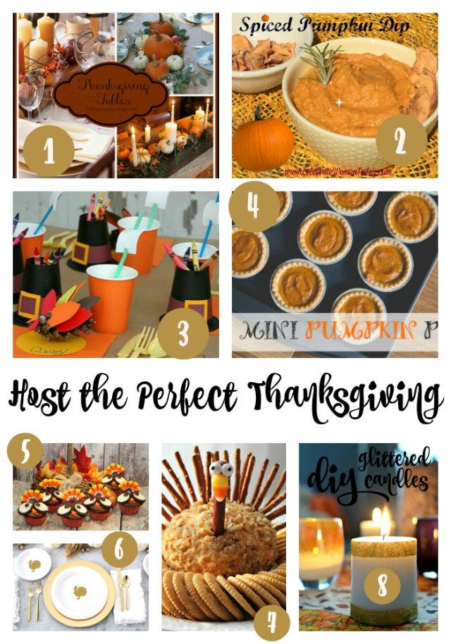 Host the Perfect Thanksgiving                                                                                                                                                     More