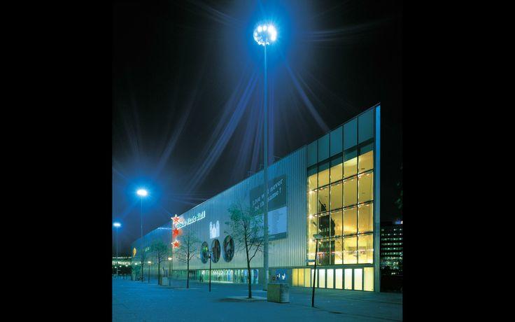 Heineken Music Hall/ Концертный Зал Хайнекен Амстердам