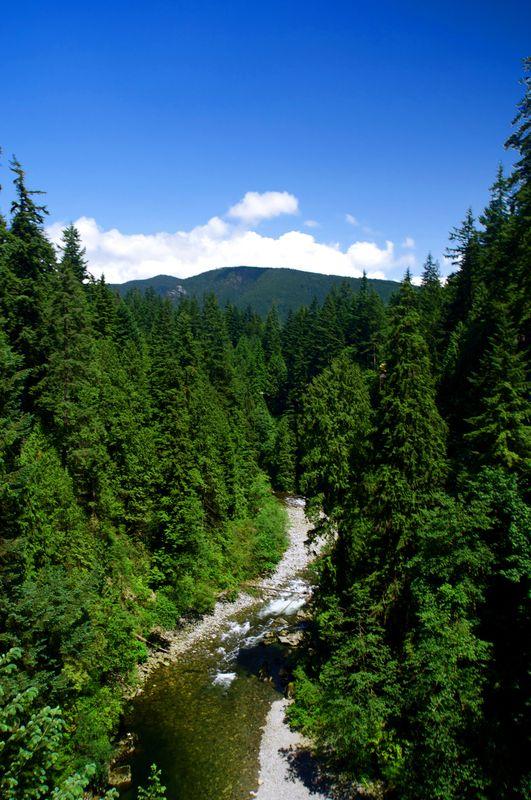 Capilano, British Columbia.