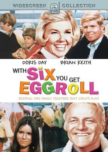 Doris Day & Brian Keith & Howard Morris-With Six You Get Eggroll