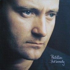 ...But Seriously by Phil Collins from Virgin Records (V2620)