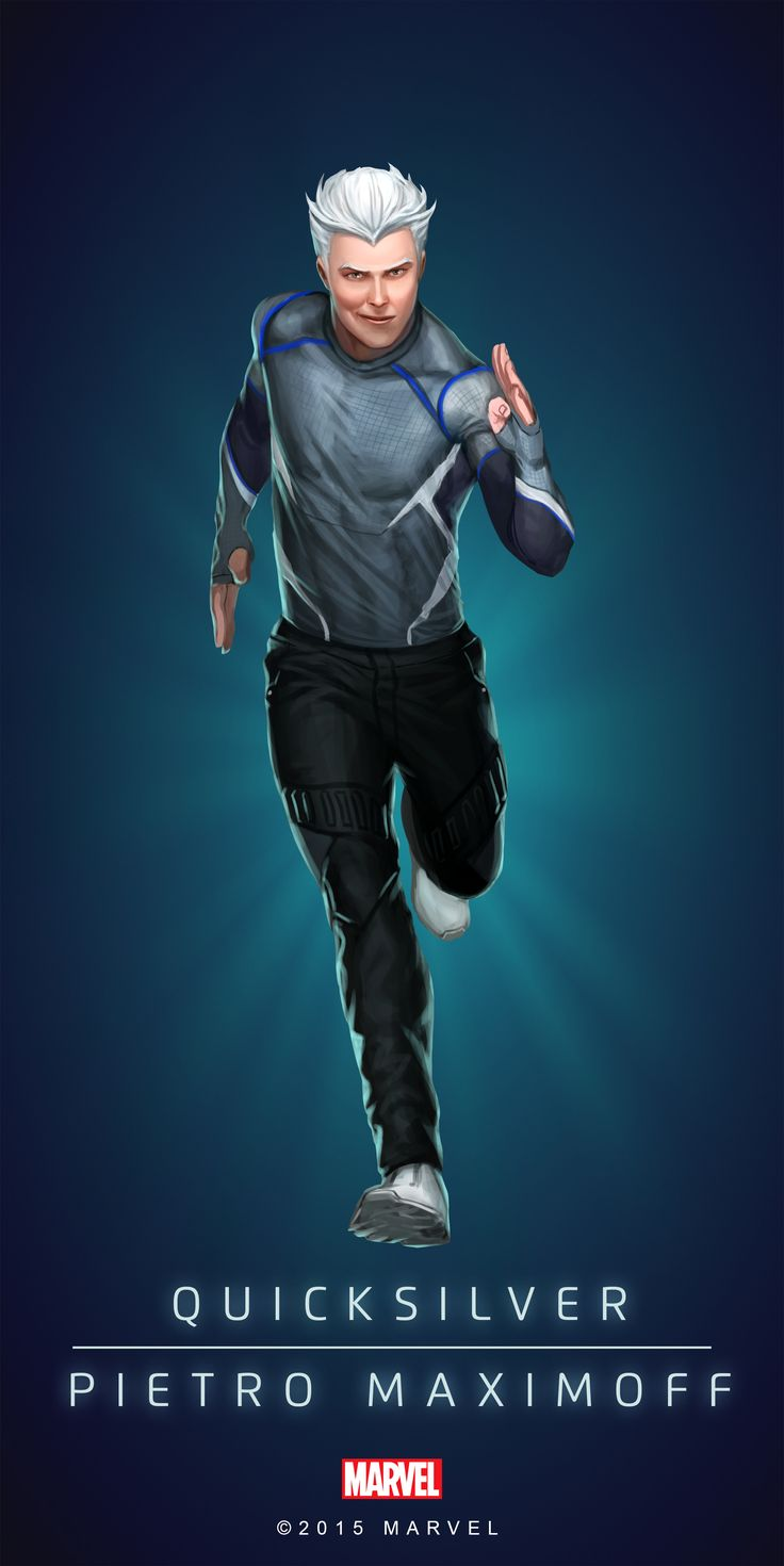 #Quicksilver #Fan #Art. (QUICKSILVER - PIETRO MAXIMOFF IN: MARVEL'S PUZZLE QUEST!) BY: AMADEUS CHO! (THE * 5 * STÅR * ÅWARD * OF: * AW YEAH, IT'S MAJOR ÅWESOMENESS!!!™) [THANK U 4 PINNING!!!<·><]<©>ÅÅÅ+(OB4E)(IT'S THE MOST ADDICTING GAME ON THE PLANET, YOU HAVE BEEN WARNED!!!)
