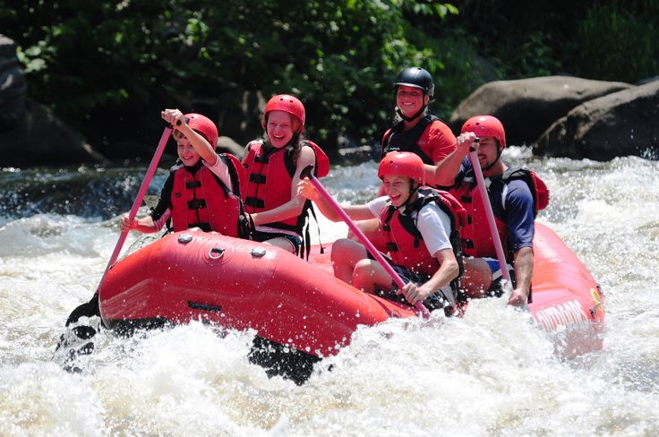 Top 3 Health Benefits of White Water Rafting - http://www.smokymountainrafting.com/blog/whitewater-rafting-gatlinburg/top-3-health-benefits-white-water-rafting/