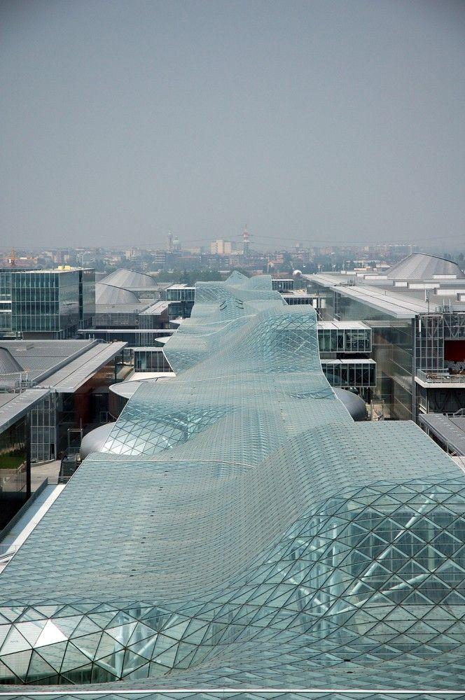 New Milan Trade Fair / Studio Fuksas (13): Studios, Glass, Milan Trade, Architecture, Trade Fair, Design