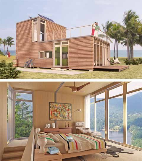 Shipping Container Homes -
