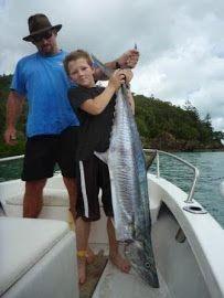 Airlie Beach Fishing Charters - Fishdive Airlie Beach Australia
