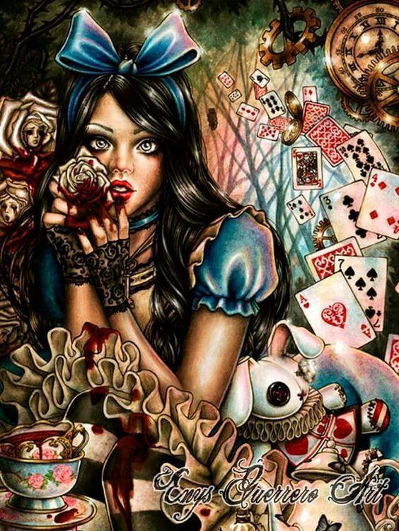 Alice in wonderland игровые автоматы