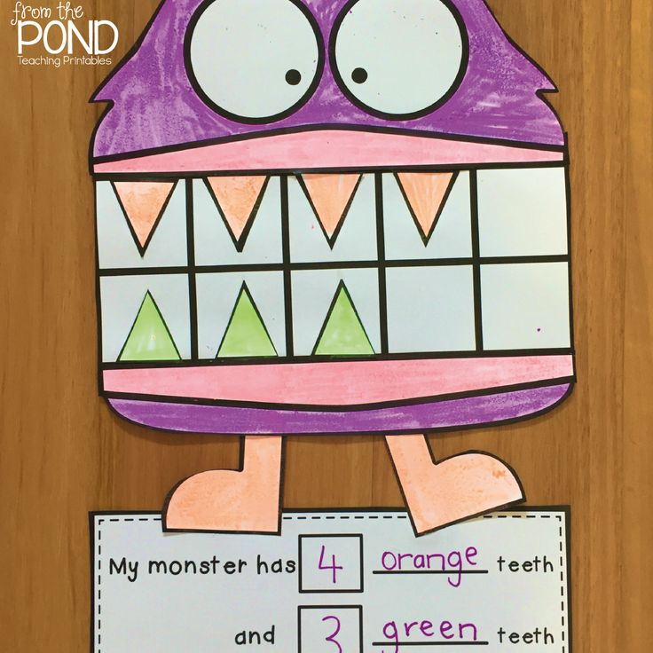 Addition Math Craft