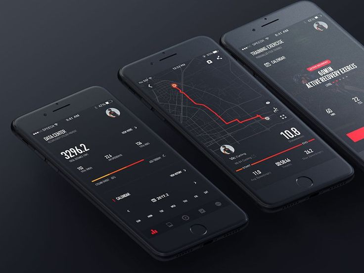 SpeedX Cycling App