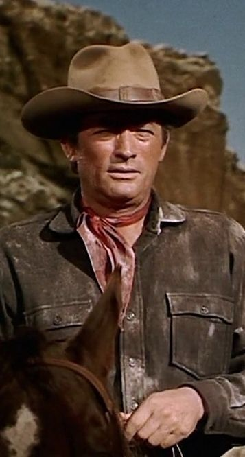 gregory peck mackennas gold western movies gregory