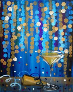 New Year's Eve party at Pinot's Palette Tustin!!