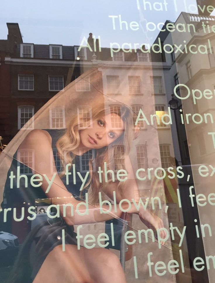 SS17 window display for our #PoetryofColour collection featuring British poet Greta Bellamacina's poetry
