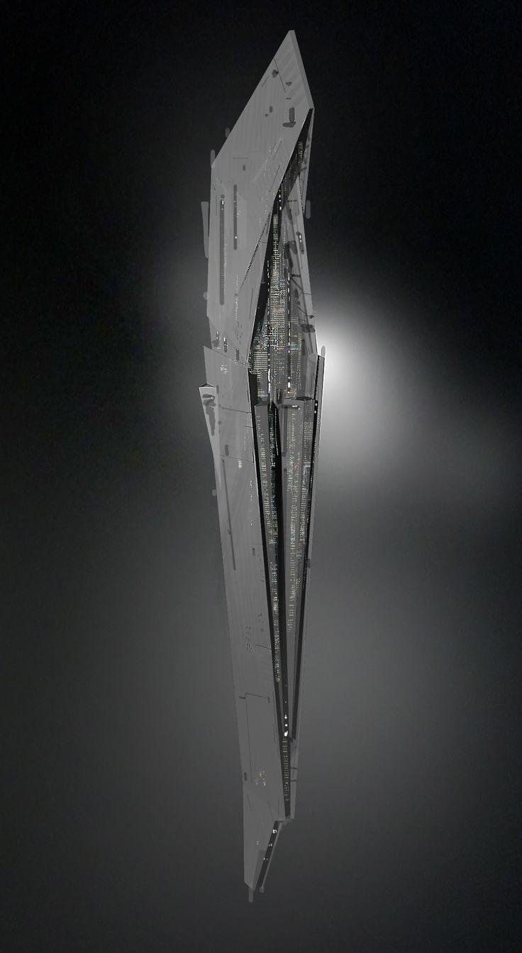 EVE Online structure concept art