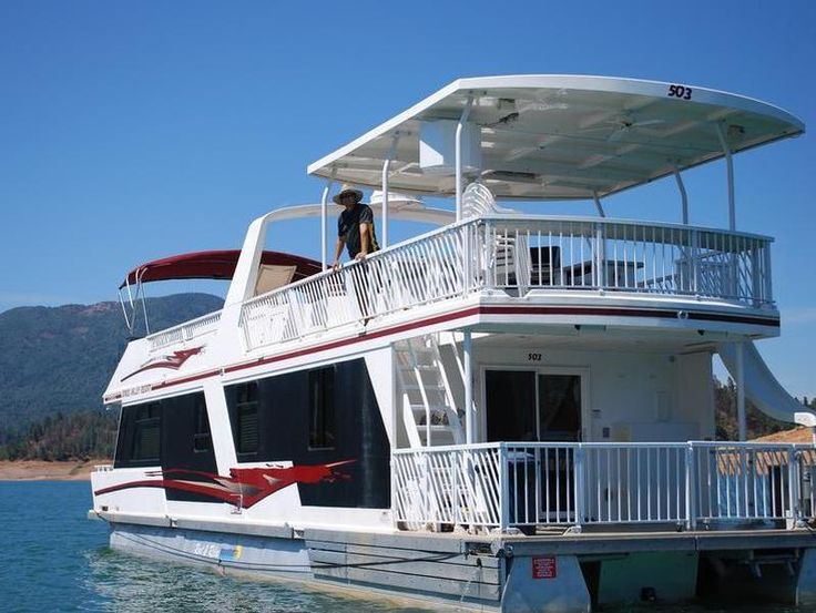 Spacious top decks allow you relax amongst the stunning views