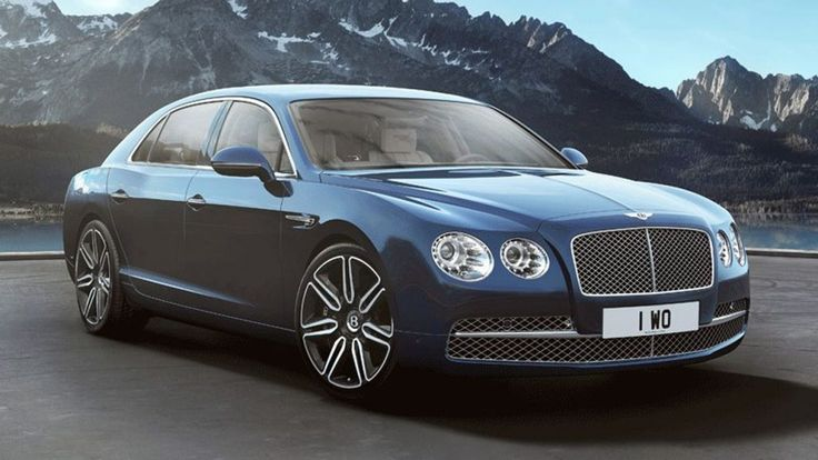 2018 Bentley Flying Spur Limited Edition Redesign