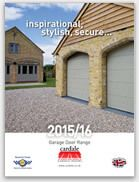 The Garage Door Company, Cardale Garage Door brochure