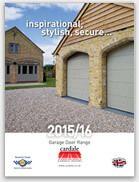 The Garage Door Company, Cardale Garage Door brochure