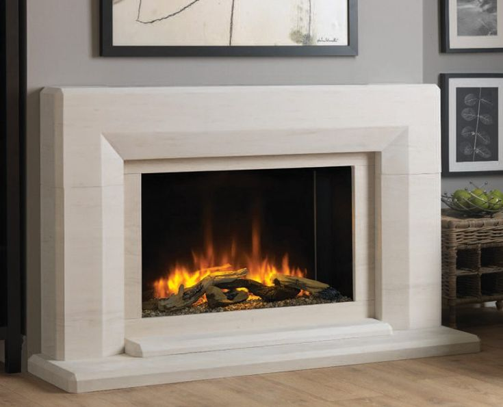 Artisan Infinity Inset Electric Fire - Artisan Fireplace Design Ltd