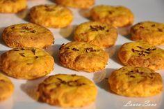 Biscuiti sarati cu morcovi   Retete culinare cu Laura Sava