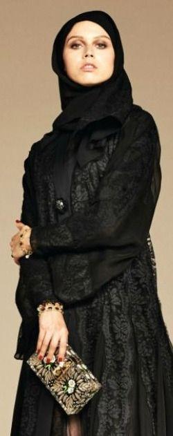Dolce & Gabbana Collection «Abaya»