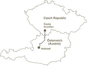 Shuttle bus transfer from Cesky Krumlov to Hallstatt - Enjoy the best service of Shuttle bus transfer from Cesky Krumlov to Hallstatt and if you choose our private shuttle bus then you won't miss any sightseeing place to visit.