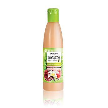 Nature Secrets Vanilla & Pomegranate Protecting Shower Cream