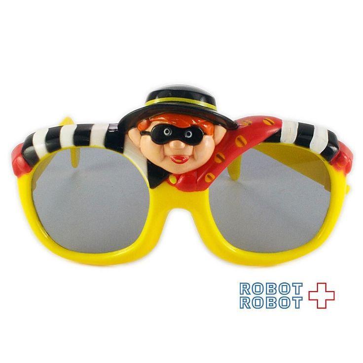 マクドナルド ハンバーグラー キッズサングラス McDonald's HAMBURGLAR McDonald Sun Glasses #HappySet  #ハッピーミール #ハッピーセット #ハッピーセット買取 #McDonald #マクドナルド #アメトイ #アメリカントイ #おもちゃ #おもちゃ買取 #フィギュア買取 #アメトイ買取  #中野ブロードウェイ #ロボットロボット #ROBOTROBOT #中野  #WeBuyToys #ハンバーグラー
