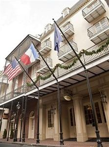 Hotel St. Marie, 827 Toulouse Street, New Orleans, Louisiana United States - Click 'n Book Hotels