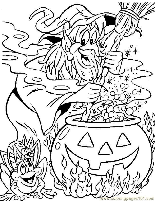 94 besten Coloring 4 Kids: Halloween Bilder auf Pinterest ...