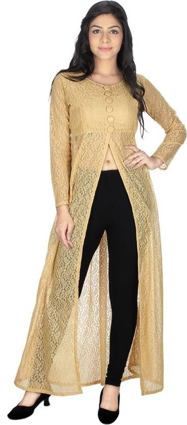 ALC Creations Embroidered Women's Kurti