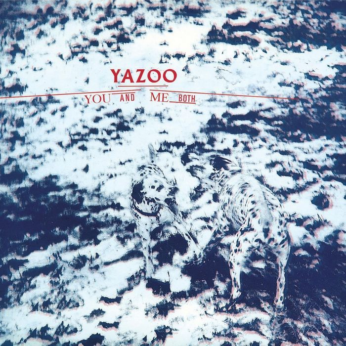 "On this day in 1983: Yazoo released its second and final album, 'You and Me Both,' featuring the single ""Nobody's Diary"": 80S Band, Yazoo Relea, 1980S Pop, Albums Covers, Yazoo Albums, Records Covers, 80S Forever, Covers Art, Albums Art"