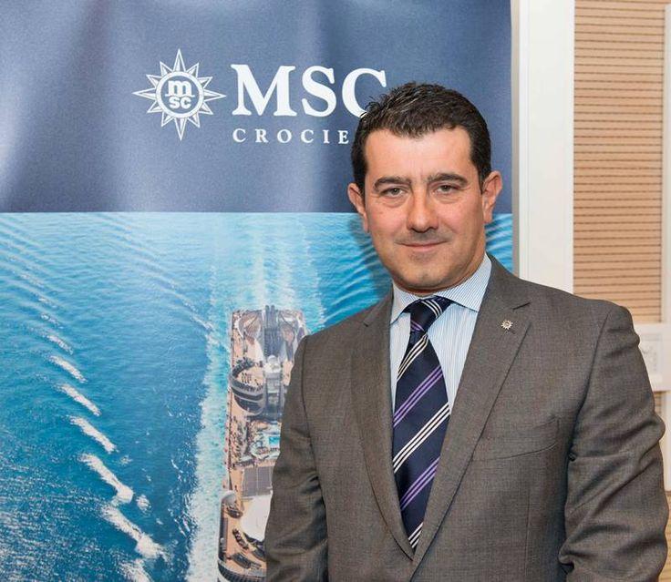 """E' partitosabatoa bordo della MSC Fantasia l'evento annuale """"All Stars of the Sea"""" organizzato da MSC Crociere per premiare i migliori"""